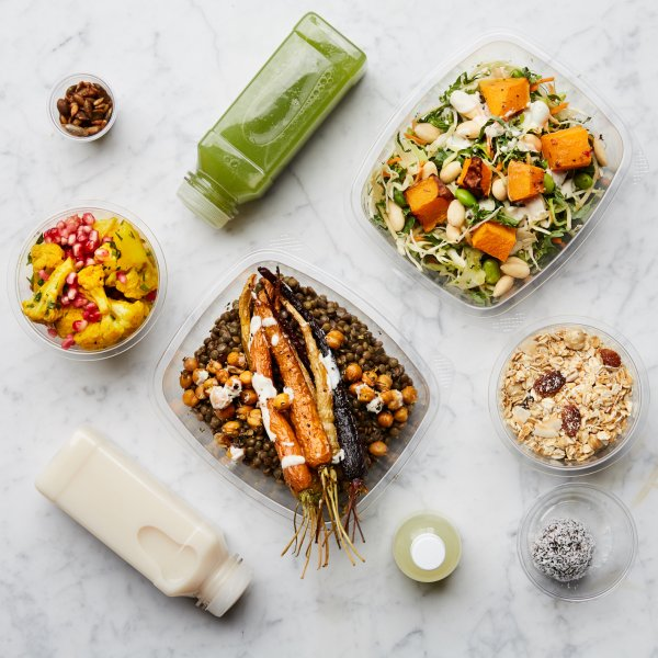 Detox Kitchen's Vegan Package