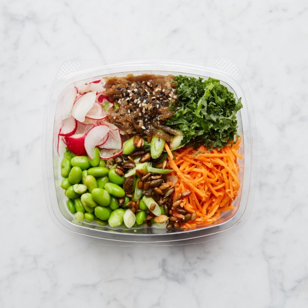 New Grab-and-Go Salad Range