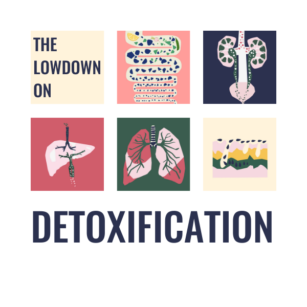 The Lowdown on Detoxification Round Up