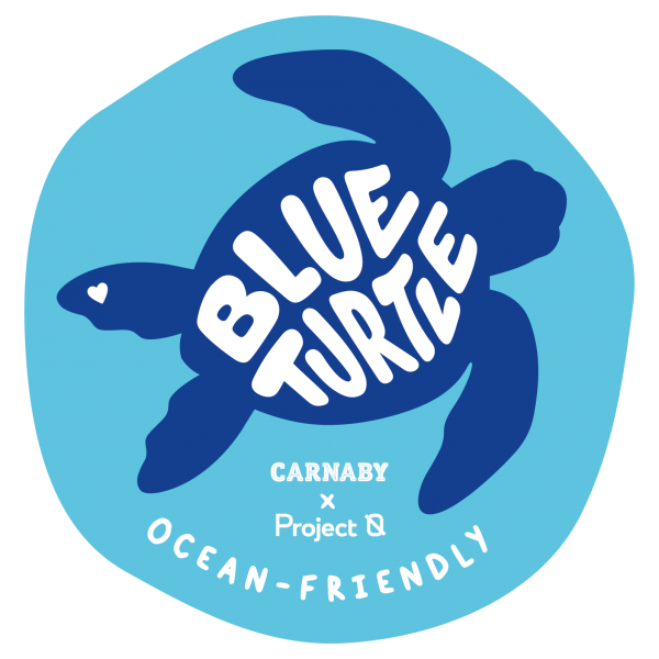 We've been awarded a Blue Turtle