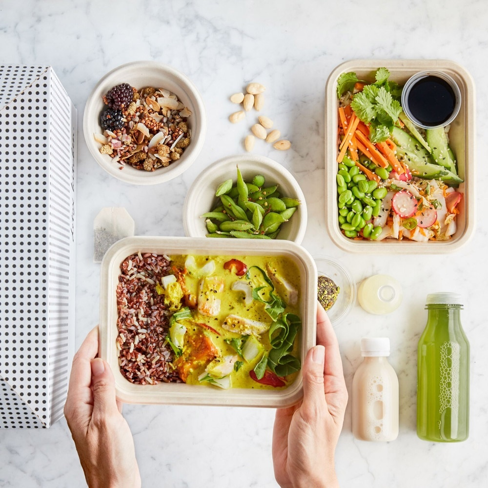 Detox Kitchen Healthy Meal Delivery