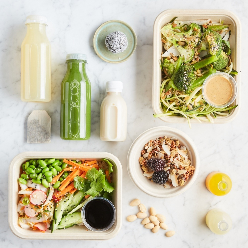Fresh, Healthy Meals Delivered Directly To You