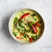 Lemongrass & turmeric curry green